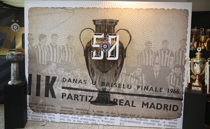 "Objavljen dokumentarac ""Partizan 1966"""