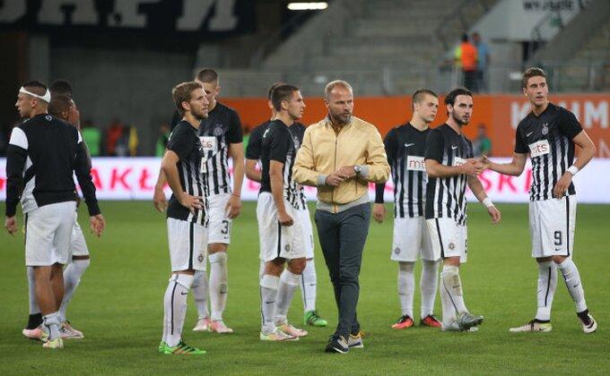 Grobari oplakuju svoj Partizan i imenuju krivca! (TVITOVI)