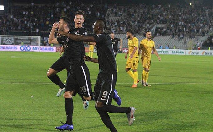 Sjajna predstava u Humskoj, odlični Partizan nosi lepu prednost u Tursku!