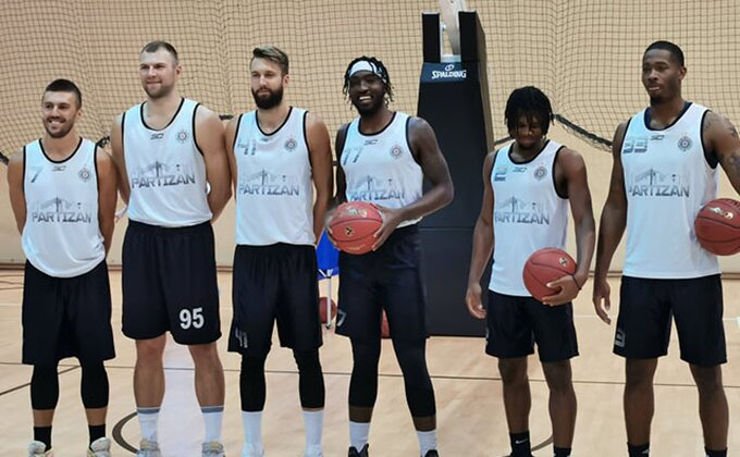 Partizan doveo ''specijalistu'' za evroligaše! Evo ga, hvali se na Tviteru...