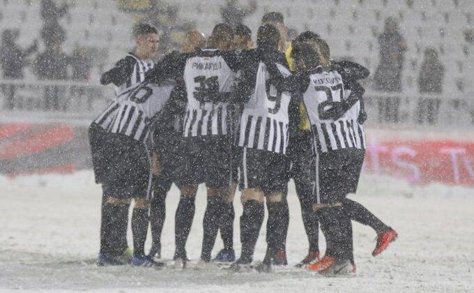 Završen još jedan posao, Partizan doveo napadača!