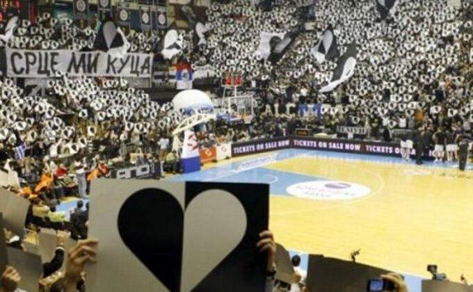 Partizan kreće iz Turske