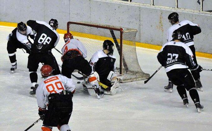 Partizan poražen u Ljubljani