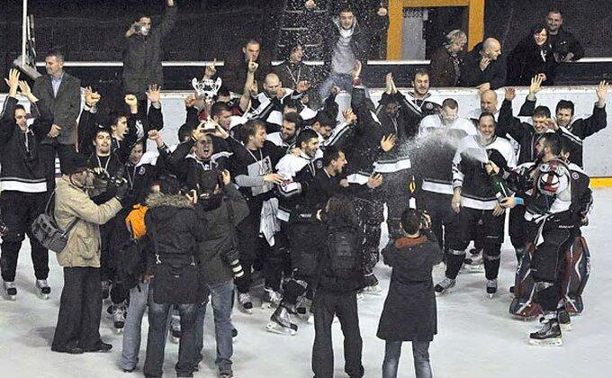 Crno-beli nastavili niz trofeja - nova titula prvaka Srbije