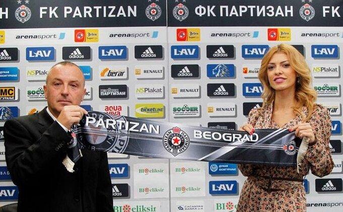 Partizan jači za novog sponzora!