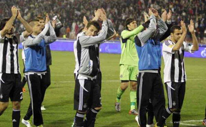 Zbog čega Partizan promašuje?