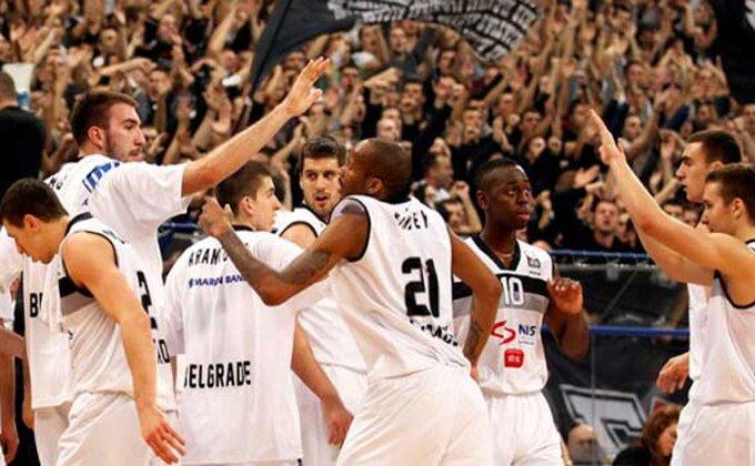 TOP 16 - Partizan zna imena rivala, kakve su mu šanse?