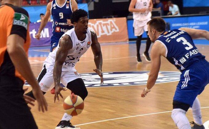 Partizanovi košarkaši prošli kao fudbaleri - Prokockano vođstvo, pa poraz na startu sezone