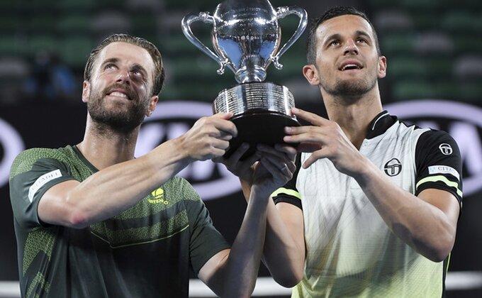 Hrvati već slave jedan trofej u Melburnu, može li Čilić da im podari dvostruko slavlje?