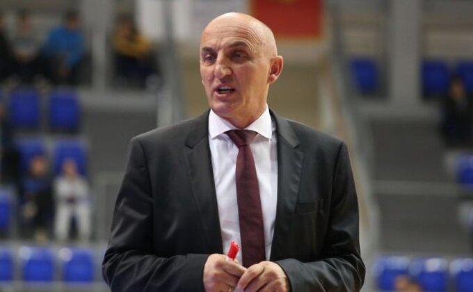 """Pavićević: """"Nije mogao biti lepši kraj sezone"""""""