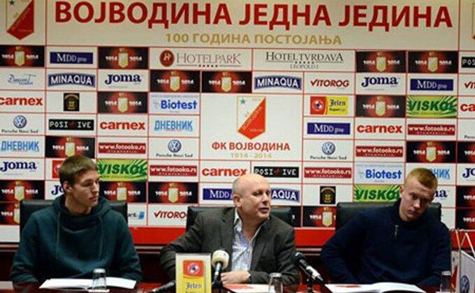 Zoran Pavlović kandidat za predsednika UO Vojvodine!
