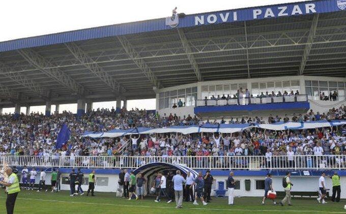 PREOKRET - Ništa od bankrota, Pazarci ipak u Prvoj ligi Srbije