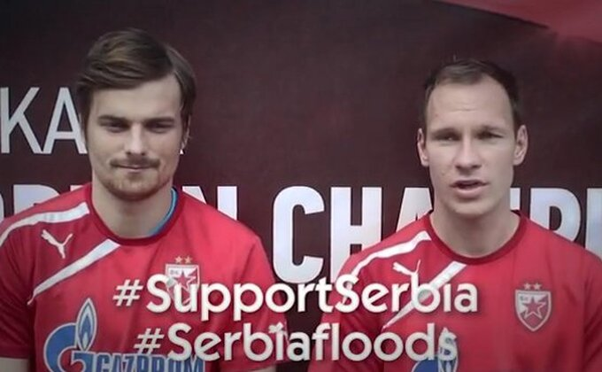 Pečnik i Kelhar zovu Slovence u akciju #SupportSerbia!