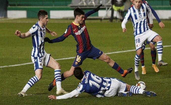 Barselona u finalu Super kupa Španije, Sosijedad očajan u penal-seriji!