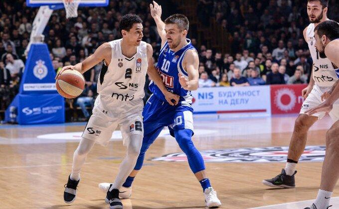 ABA - 'Kengur' Lendejl nokautirao šampiona, Partizan treći!
