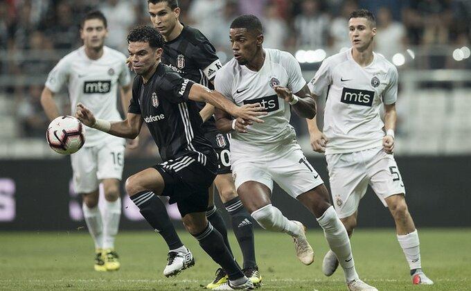 Pepe će se rado sećati Partizana, oproštaj crno-belih od Evrope!