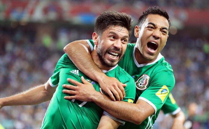 Kup konfederacija - Preokret Meksika, tuča u finišu!