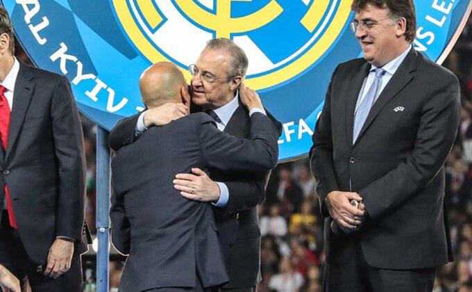 Perez prelomio, odluka koja će pogurati Zidana ka izlaznim vratima Reala!