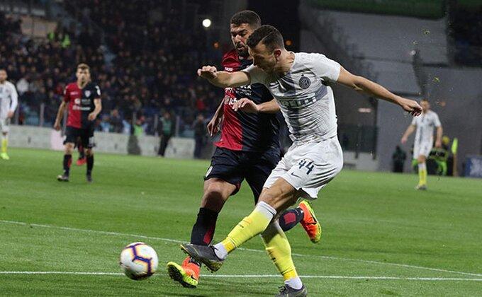 Serija A - Počele da se osećaju posledice smene kapitena, Inter poražen na Sardiniji!