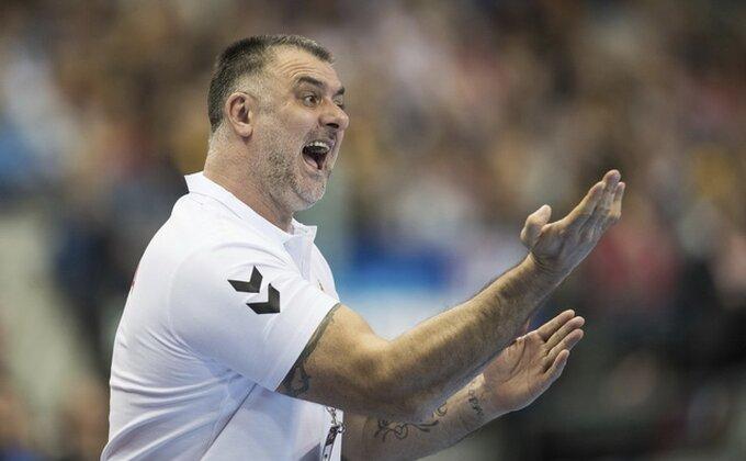 Peruničić na kraju - ponosan: ''Ova ekipa nije kućna varijanta''
