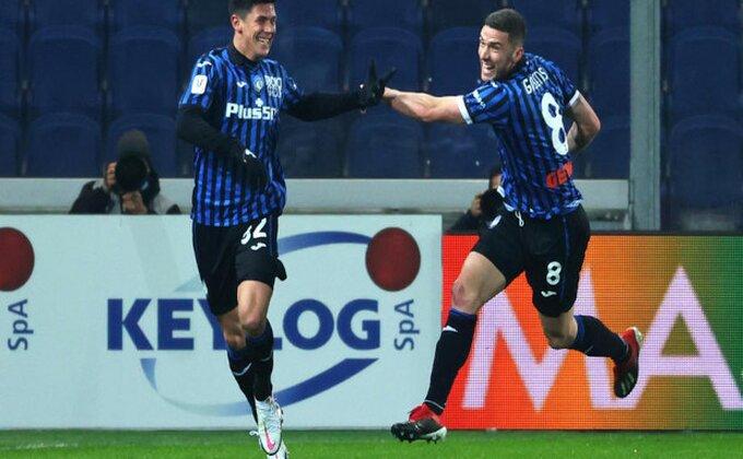 Derbi severa u finalu Kupa Italije, Atalanta preslišala Napoli!