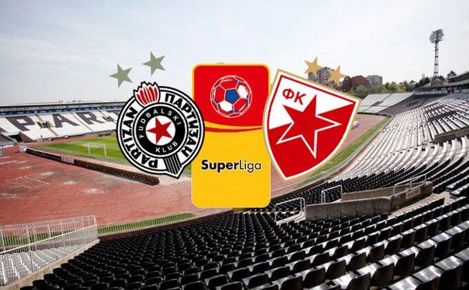 "Superliga - Kolo ""večitog"" derbija!"