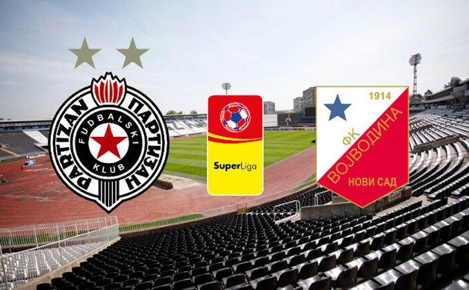 Sećate li se ovih utakmica? Partizan - Vojvodina od 1:3 do 6:3, pa onda i 5:6!
