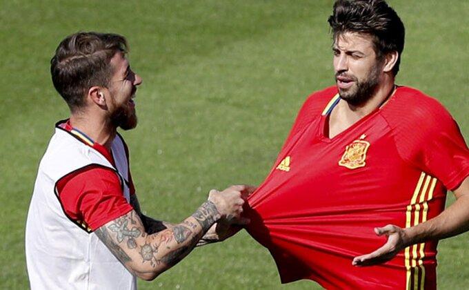 """Pike dočekan na """"krv i nož"""" u Madridu, reagovali redari!"""