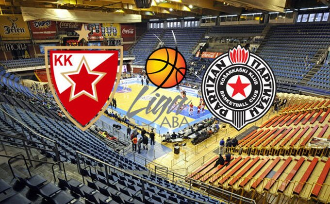 ULEB - Zvezda napredovala, Partizana sedam koraka nazad!