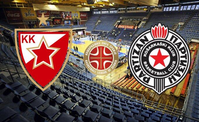 Trijumf za istoriju - Zvezda u prvenstvu nikad ubedljivija protiv Partizana!