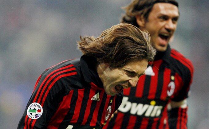 Milanovi navijači prete Pirlu!