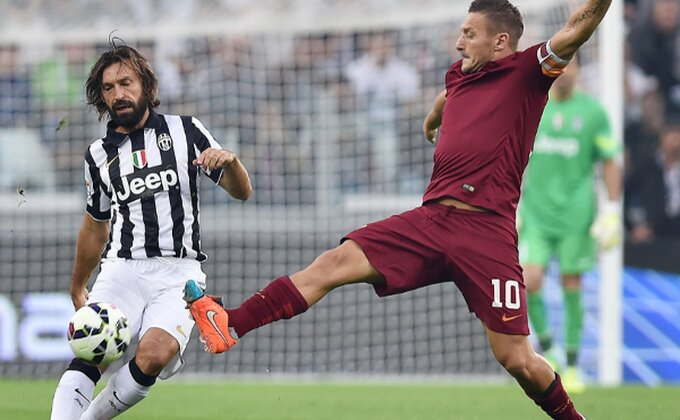 Roma protiv Juventusa - Centimetri, sudije i Totijevi prsti...