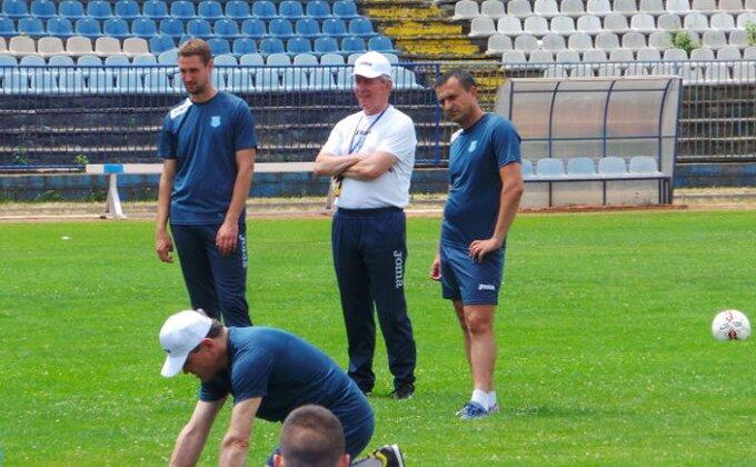 Smenjen Pižon, OFK sa novim trenerom protiv Partizana!