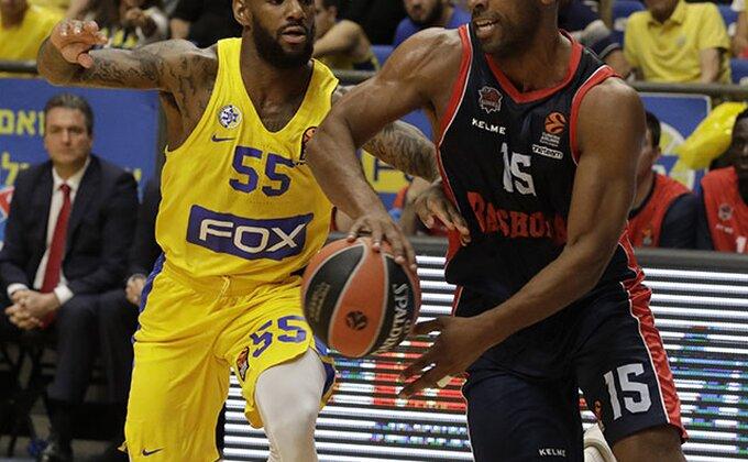 EL: Bivši NBA šampion srušio Baskoniju!