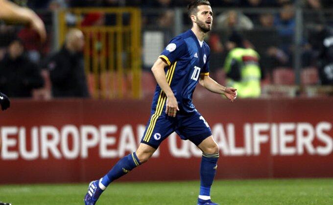 """Ne zanima ga ni """"stotka"""" - Pjanićeva izjava uzdrmala celu Bosnu"""