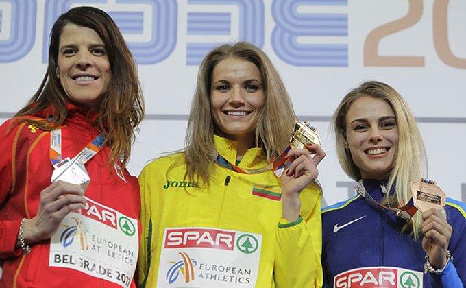 Litvanka Palšute najbolja u skoku u vis