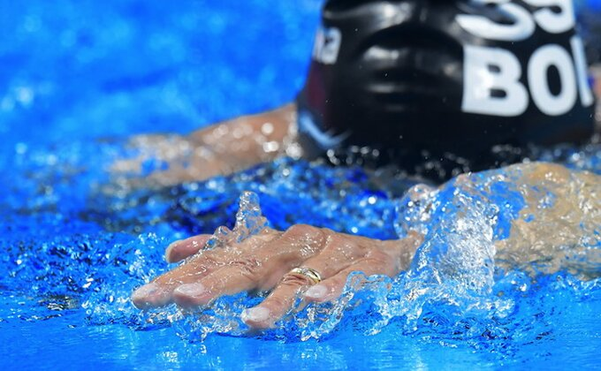 EP: Andrej Barna danas u polufinalu na 50 metara slobodno