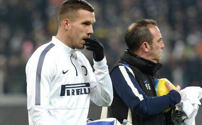 Podolski želi nazad u Arsenal