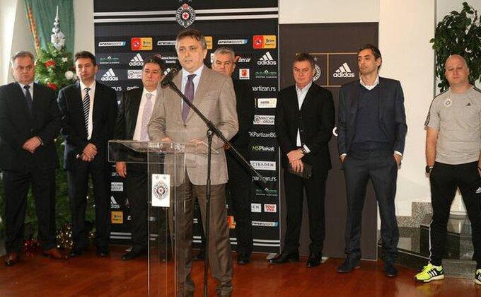 Partizan - Spremaju li se nove promene u upravi?