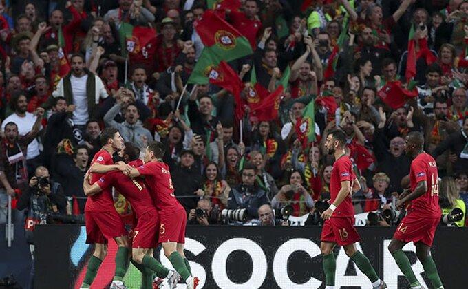 Liga nacija: Portugalci dominiraju Evropom!