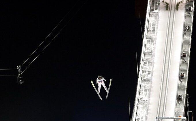 SP u ski letovima 2024. u Bad Mitendorfu