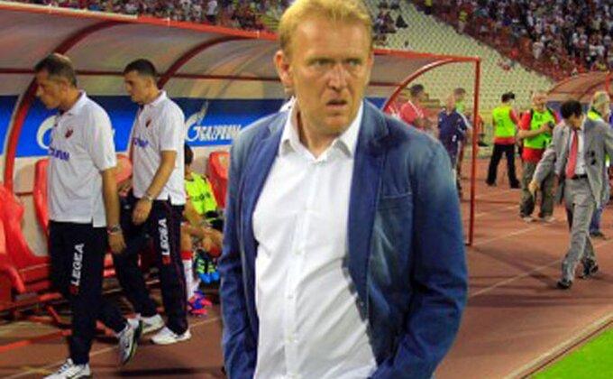Robi kasnio na konferenciju, Nikolić zadovoljan bodom