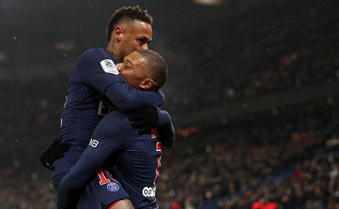 "Liga 1 - Der Zakarijan ""žrtvovao"" Ristića, ali nije vredelo, Parižani se poigrali sa Monpeljeom!"