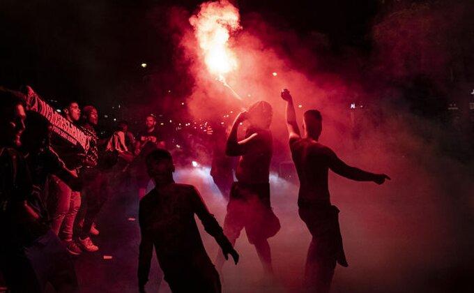 """Finale na praznom stadionu u Lisabonu, a ispred """"Parka prinčeva"""" grmi!"""