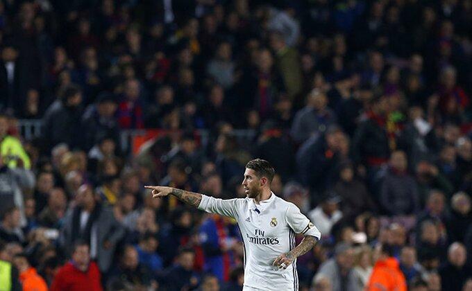 Ramos ostaje na mestu uspeha