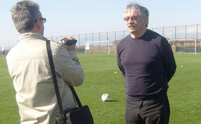 Voša - Rabrenović organizuje pripreme u Antaliji