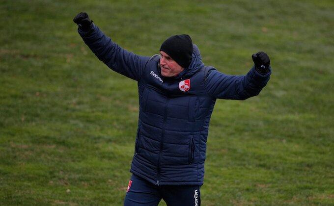 Gaćinović i vrednom radu koji se isplati, a šta misli trener Zlatibora?