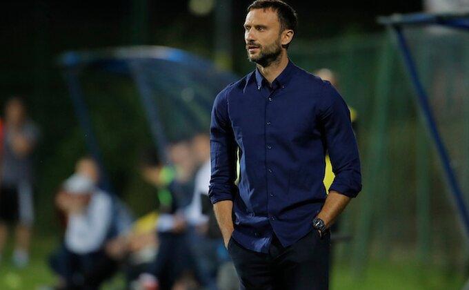 "Damjanović: ""Očekuje nas težak zadatak protiv Zvezde"""