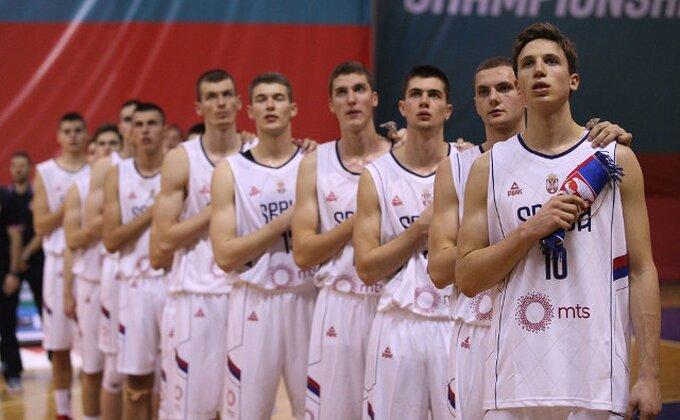 EP, U18 - Srbija u finalu Evropskog prvenstva!