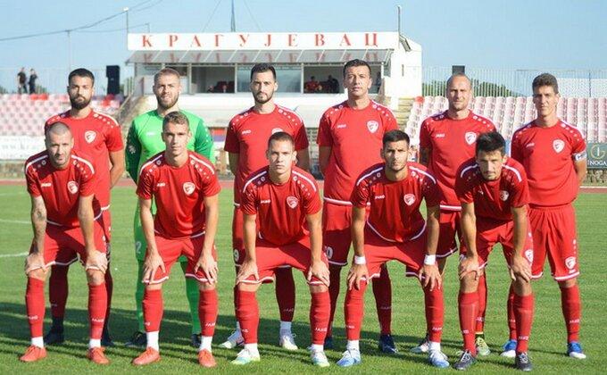 Kup Srbije - Javor nekako preživeo napade Kragujevčana!